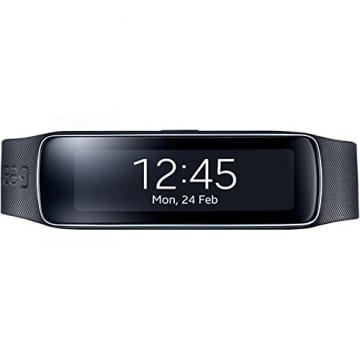 Samsung Gear Fit Test