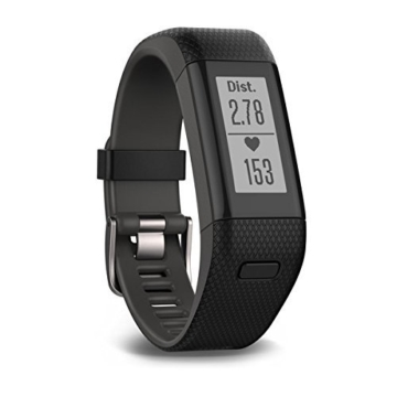 Garmin vívosmart HR+ Test