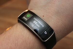 Samsung Gear Fit im Test